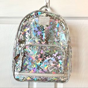 Disney Magic Mirror Loungefly Backpack